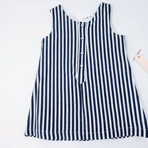 Sovereign Code Stripe Tank Dress